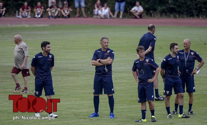 CAMPO, 10.7.16, Torino, Sisport, allenamento del Torino FC, nella foto: Sinisa Mihajlovic