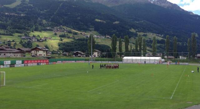 Bormio LIVE / Torino, la diretta dell'allenamento: Rincon torna in gruppo