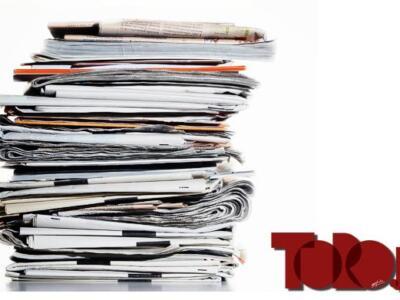 La rassegna stampa del 29 ottobre 2016