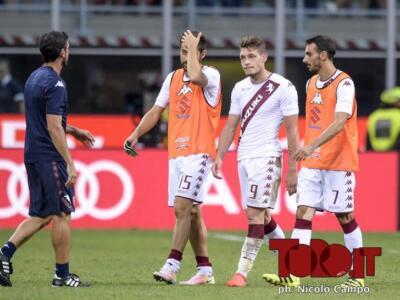 Milan-Torino 3-2: la fotogallery della partita