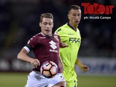 Torino-Bologna 5-1: Belotti scatenato, i granata si rialzano dopo il ko di Milano