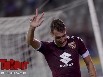 Torino-Bologna 5-1, la fotogallery della partita