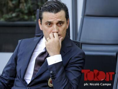"""Montella: """"Non era facile battere il Toro, bravo il mio Milan"""""""