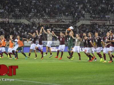 Torino-Bologna, biglietti in vendita: curve a 20 euro