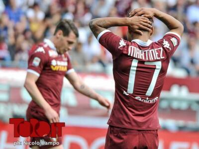 Due partite, due sconfitte: al Grande Torino mai una gioia