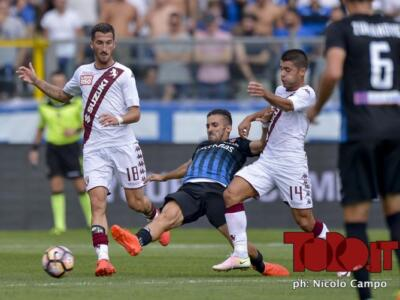 Atalanta-Torino 2-1 / Falque illude, poi la rimonta nerazzura