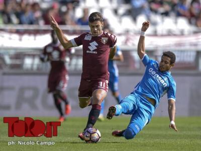 Torino-Empoli: scialbo pareggio, cosa deve fare Mihajlovic?