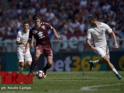 Boyé: per i lettori è stato il migliore in campo in Torino-Roma