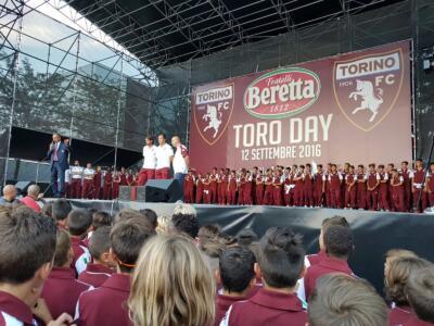 """Giovanili, oggi il Toro Day. La prima squadra: """"Crederci sempre"""""""