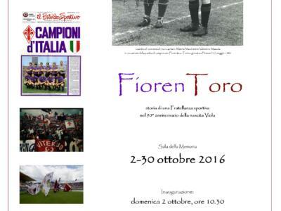 """Museo del Toro: si inagura la mostra """"FiorenToro"""", un'amicizia infinita"""