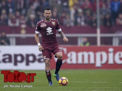 """Castan: """"A Torino ho ritrovato la felicità di giocare"""""""