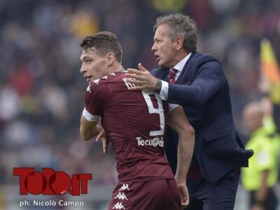 """Torino-Lazio, la fotogallery della partita al """"Grande Torino"""""""