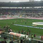 prepartita Torino Lazio