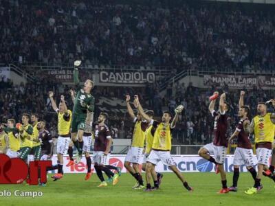 Torino-Fiorentina: la fotogallery della partita