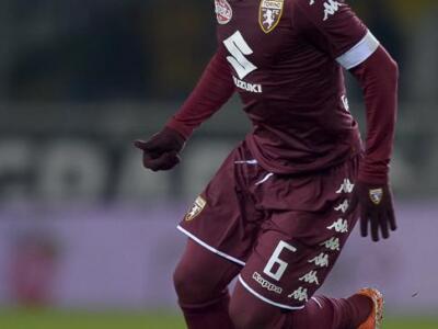 Acquah, testa alla Coppa d'Africa: il Toro rischia di perderlo per un mese