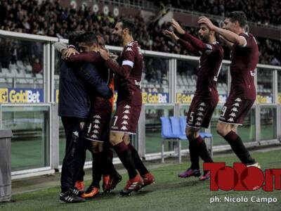 Torino-Chievo, la fotogallery della partita: granata al quarto posto