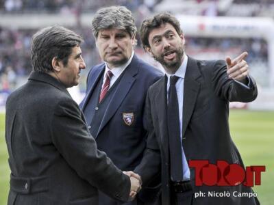 """Lettera aperta a Cairo: """"Al derby Agnelli e D'Angelo non devono entrare al Grande Torino"""""""