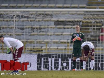 Fotogallery, Bologna-Torino 2-0: granata non pervenuti