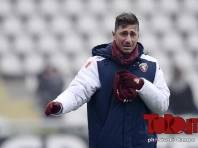 Fotogallery, Torino-Atalanta 1-1: dalle lacrime di Vives agli episodi chiave