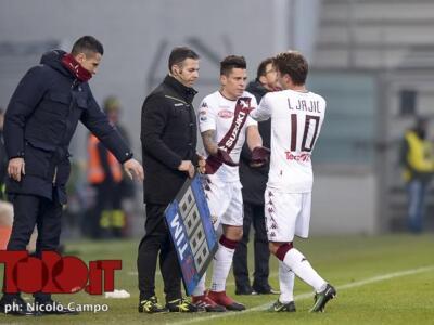 Fotogallery, Sassuolo-Torino 0-0: pari amaro per i granata