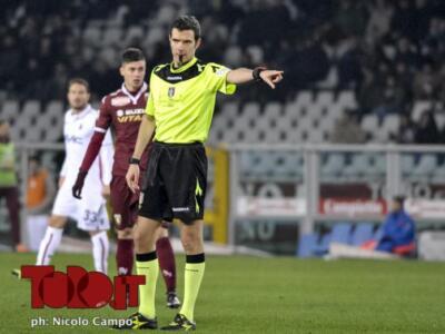 Bologna-Torino, Ghersini non convince pienamente