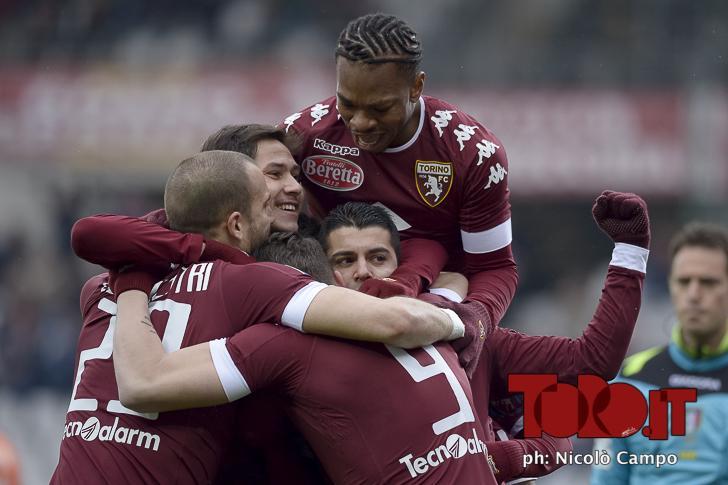 Torino-Huddersfield