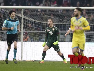 Fotogallery / Torino-Pescara 5-3: i granata dilagano, ma brividi nel finale