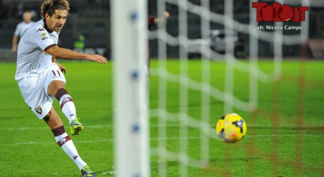 Fiorentina-Torino, dall'errore di Cerci su rigore all'ultimo successo granata