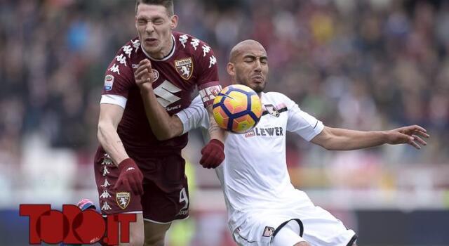 Torino-Palermo 3-1: un Gallo strepitoso stende il Palermo
