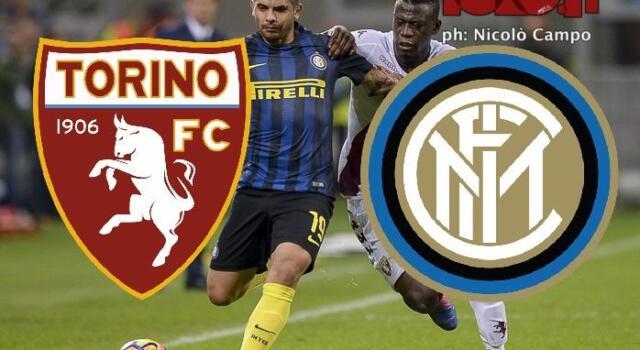 Torino-Inter 2-2: voti e tabellino