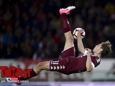 Fotogallery Torino-Sampdoria 1-1: in casa il Toro non sa più vincere