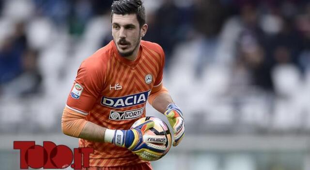 Udinese: dubbio Scuffet-Musso. Davanti c'è Lasagna