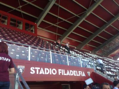 Stadio Filadelfia: l'anteprima dell'inaugurazione, la fotogallery