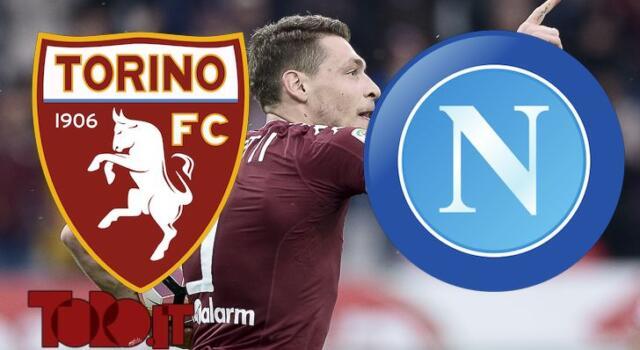 Torino-Napoli 1-3: il tabellino