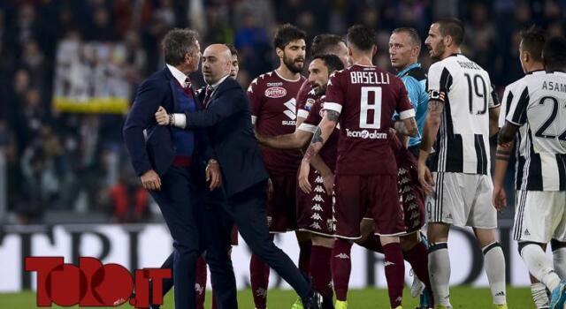 Fotogallery / Derby Juventus-Torino 1-1: delusione e rabbia, ma questo è Toro