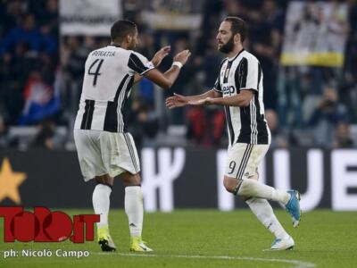 Juventus: Benatia torna in gruppo