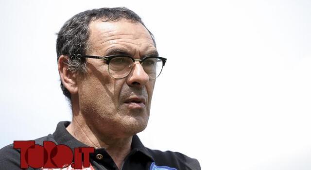 """Sarri: """"Il Napoli ha giocato una partita stupenda. De Laurentiis? Non devo replicare niente"""""""