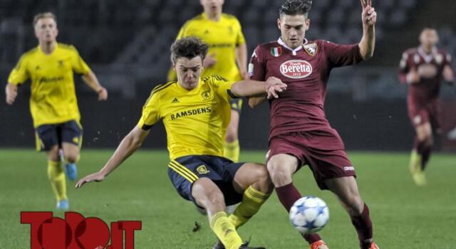 Torino, Candellone al Pordenone: trasferimento in prestito