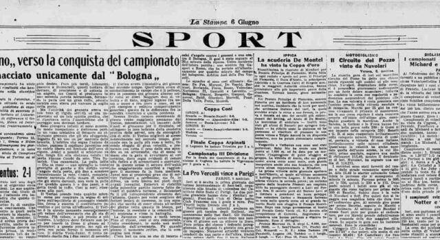 L'inchiesta / Lo scudetto revocato del 1927: Toro-Juve, il derby dello scandalo