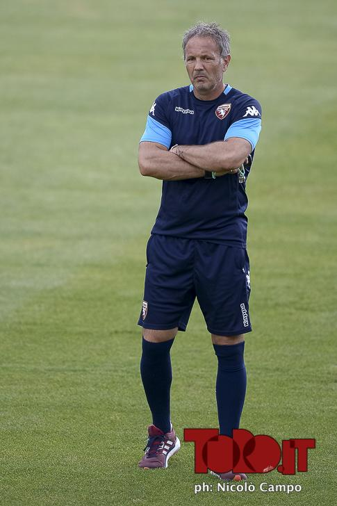 Torino FC training