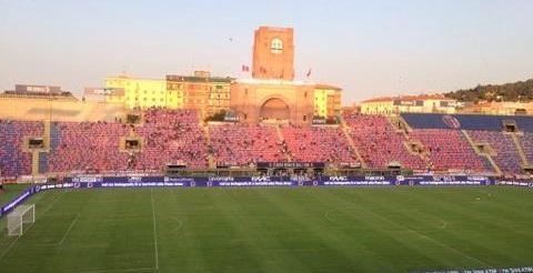 Dall'Ara Bologna-Torino Rincon
