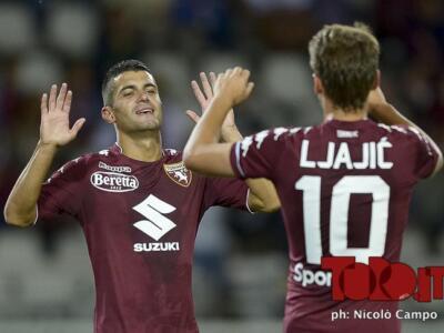 Torino-Trapani 7-1 / La fotogallery della partita