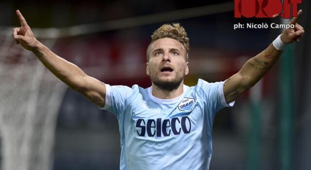 Lazio, i biancocelesti sono una macchina da gol: nessuno ha segnato così tanto