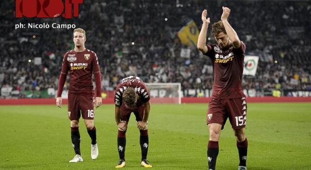 Dai sogni all'incubo: Torino inconsistente nel derby