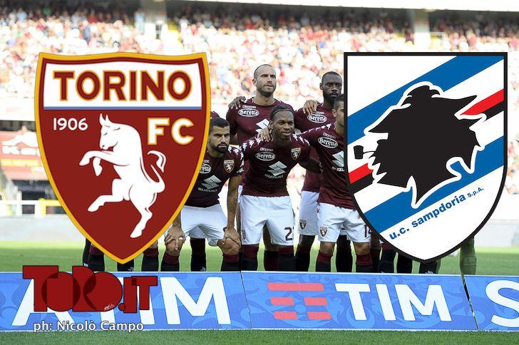 diretta live serie a 2017 2018 torino sampdoria cronaca prepartita pagelle commenti