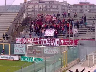 A Benevento una partita d'altri tempi