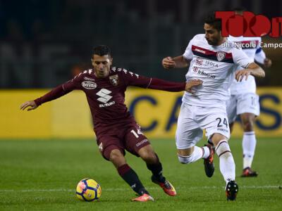 Fotogallery / Torino-Cagliari 2-1: i granata tornano a respirare