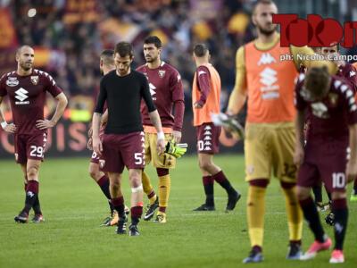Fotogallery / Torino-Roma 0-1: beffa e rammarico granata