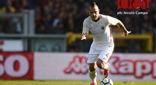 Nainggolan all'Inter che ora punta Zappacosta. Scambio Skorupski-Mirante tra Roma e Bologna