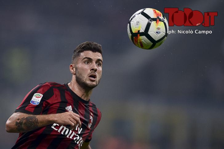 Torino Milan probabile formazione